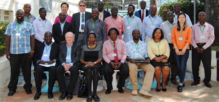 TU-K and Alexander von Humboldt Foundation holds International Workshop in Kisumu
